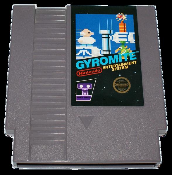 GYROMITE NES