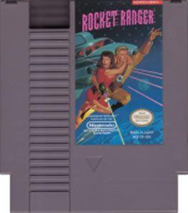 ROCKET RANGER NES