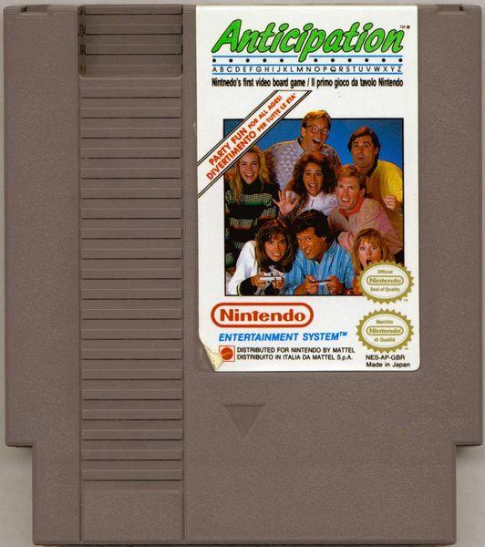 ANTICIPATION NES