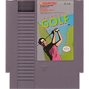 GOLF CHALLENGE PEBBLE BEACH NES