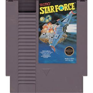 STAR FORCE NES