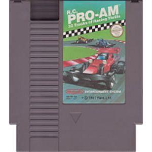 R.C. PRO-AM NES