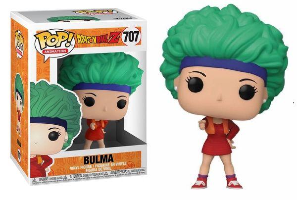 FUNKO POP! ANIMATION - DRAGON BALL Z - BULMA #707