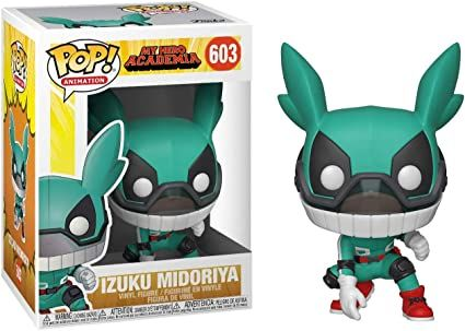 FUNKO POP! ANIME: MY HERO ACADEMIA - IZUKU MIDORIYA #603