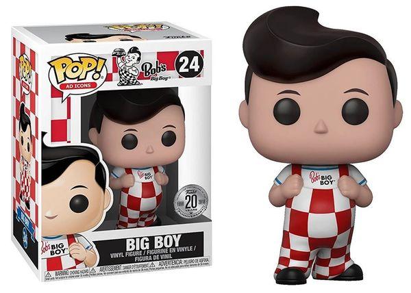 FUNKO POP! AD ICONS: BOB'S BIG BOY - BIG BOY #24