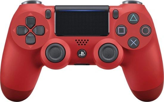 Sony PS4 Red Controller