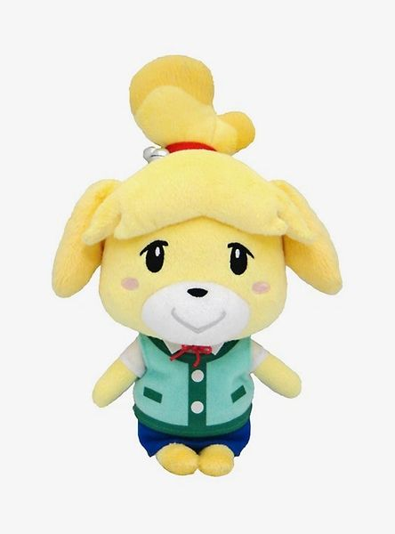 Little Buddy : Animal Crossing - Isabelle 8 inch Plush