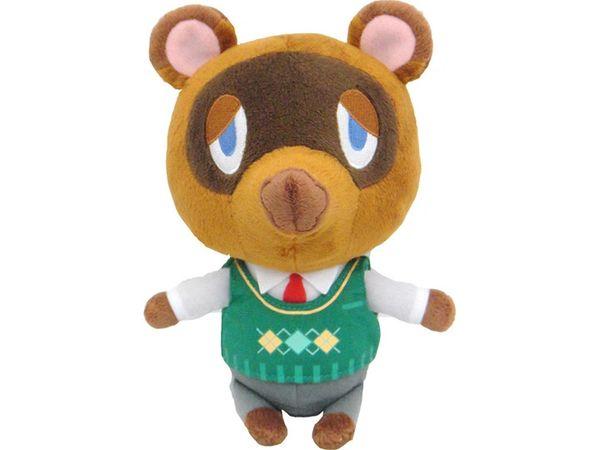 Little Buddy : Animal Crossing - Tom Nook 7 inch plush