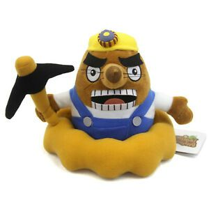 Little Buddy : Animal Crossing - Mr. Resetti 7 inch Plush