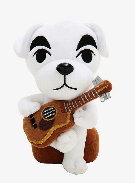 Little Buddy : Animal Crossing - K.K. Slider 8 inch Plush