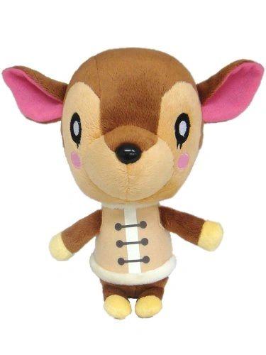 Little Buddy : Animal Crossing - Fauna 7 inch Plush