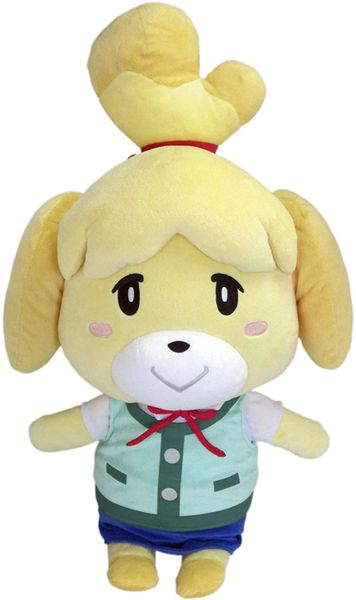 Little Buddy : Animal Crossing - Isabelle 16 inch Plush