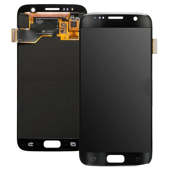 Samsung Galaxy S7 BLK LCD Replacement