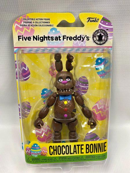 FNAF CHOCOLATE SERIES - CHOCOLATE BONNIE ARTICULATED FIGURE