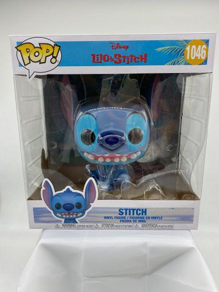 FUNKO POP! DISNEY: LILO & STITCH - STITCH 10 INCH VINYL FIGURE #1046