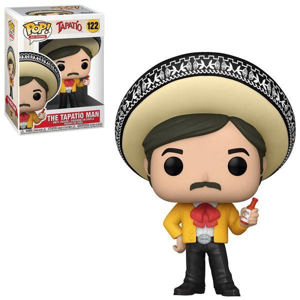 FUNKO POP! AD ICON: TAPATIO - TAPATIO MAN #122