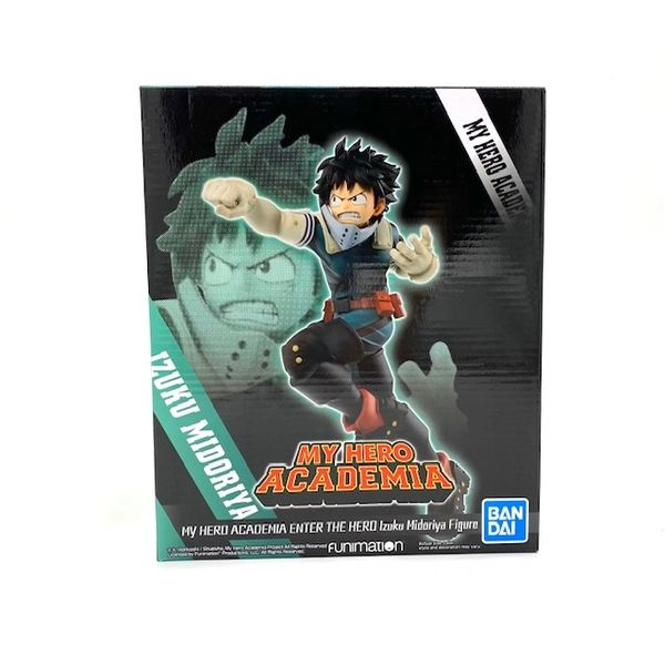Funimation - Izuku Midoriya/Deku Bandai Collectible Figure