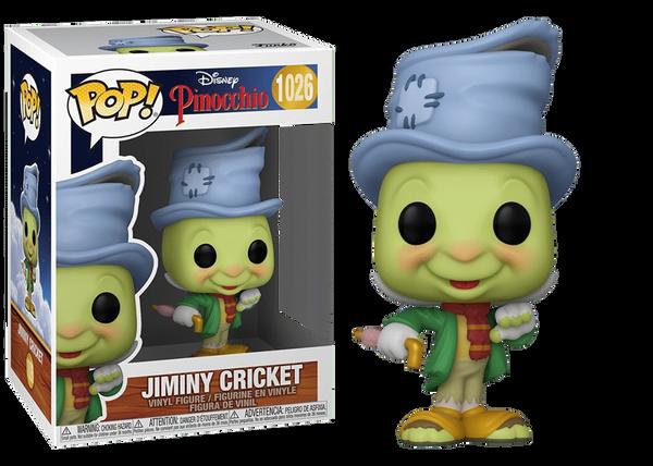 FUNKO POP! DISNEY PINOCCHIO - JIMINY CRICKET #1026