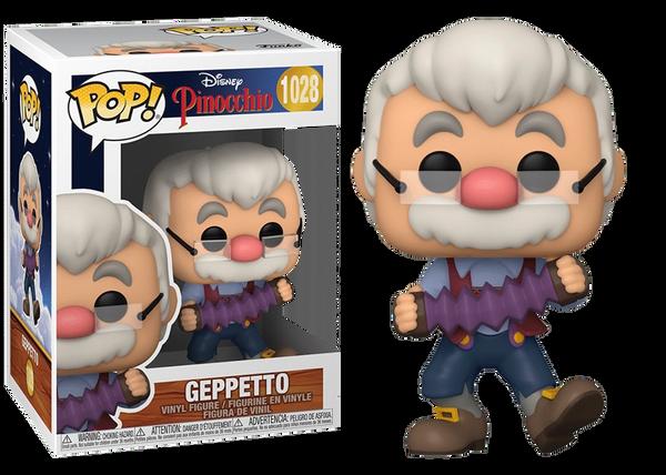 FUNKO POP! DISNEY PINOCCHIO - GEPPETTO #1028