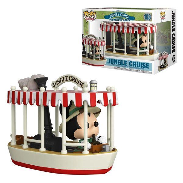 FUNKO POP! RIDES: MICKEY MOUSE - JUNGLE CRUISE #103