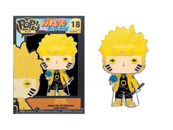 POP PIN! NARUTO SHIPPUDEN: NARUTO (SIX PATH) #18