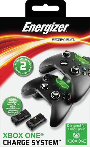 XBOX ONE Energizer Charge System