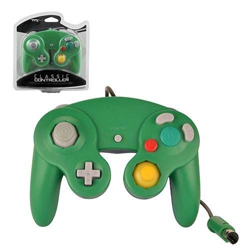 Gamecube Classic Controller Green