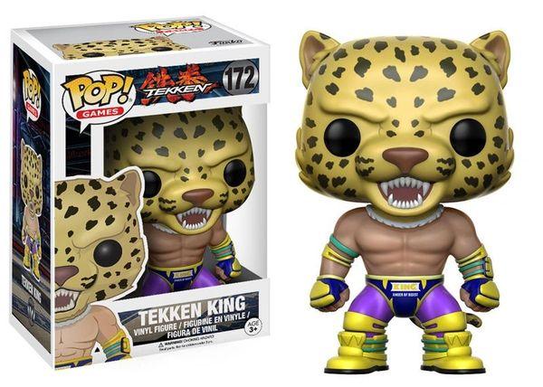 FUNKO POP! GAMES: TEKKEN - TEKKEN KING #172