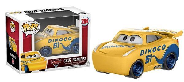 POP!: DISNEY PIXAR CARS - CRUZ RAMIREZ #284