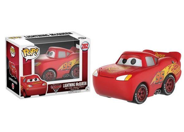 FUNKO POP! DISNEY: CARS 3 - LIGHTNING MCQUEEN #282