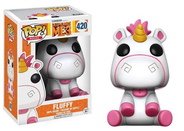 FUNKO POP! MOVIES: DESPICABLE ME 3 FLUFFY #420