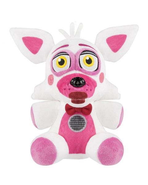 """FIVE NIGHTS AT FREDDY'S: PLUSH SISTER LOCATION - FUNTIME FOXY 6"""""""