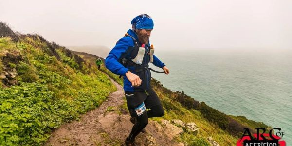Martin Penney Whythra Pathfinders, Running Tours Cornwall