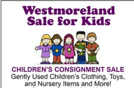 Westmoreland Sale for Kids