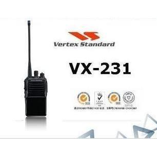 VX-230 Series VHF/UHF Portable Radios