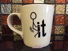 F*ck It Mug