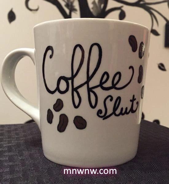 Coffee Slut Coffee Mug