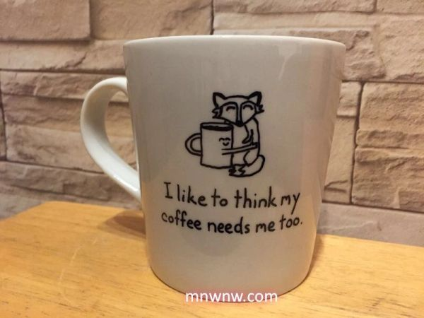 My Coffee Needs Me Too Coffee Mug