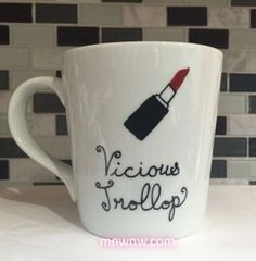 Vicious Trollop Coffee Mug