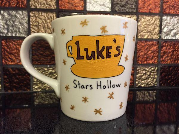 Gilmore Girls Luke's Diner Coffee Mug