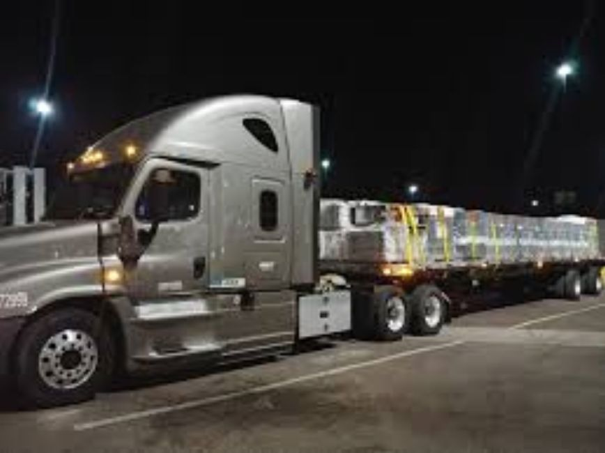 Truck dispatch services for the transportation industry.