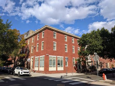Spring Garden CDC neighborhood support office at 601 N. 17th St., Philadelphia, PA 19130