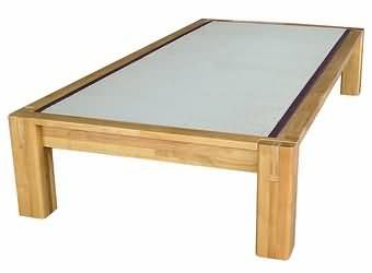 separation shoes 451aa 7d50e Tatami Platform Bed Frame with Single Tatami-Mat (Twin Size)