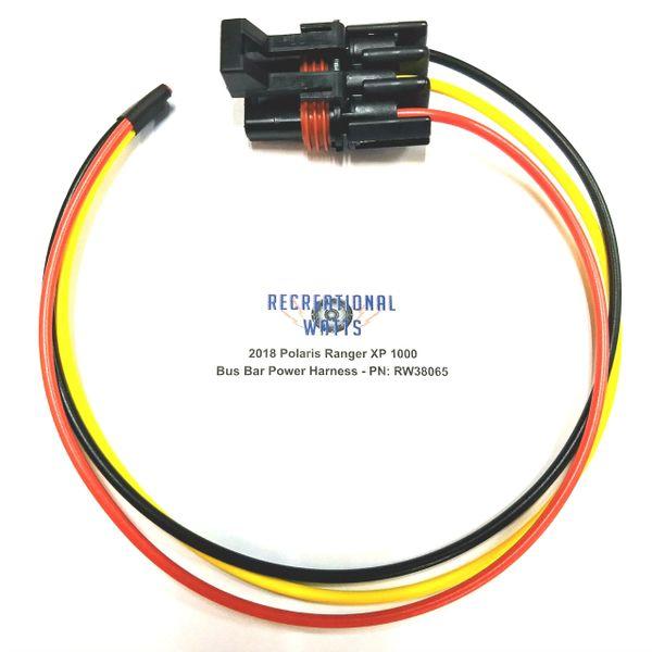 Marvelous 2018 2019 Polaris Ranger Xp 1000 Rs1 General Accessory Power Wiring 101 Israstreekradiomeanderfmnl
