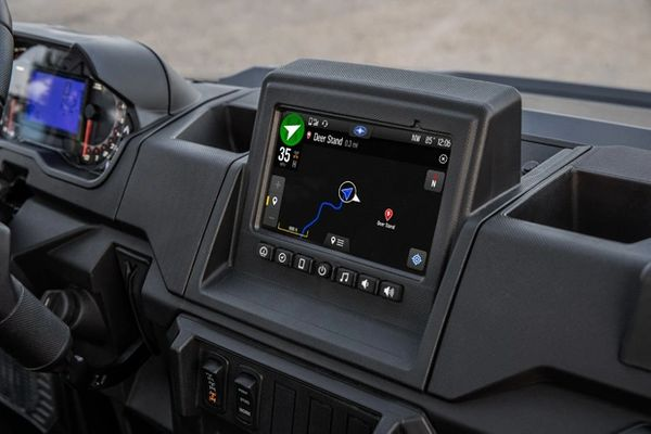 """BACKORDERED"" - 2019 - 2021 Polaris Ranger XP 1000 Ride Command Stage 2 Audio Kit - Rockford Fosgate 6"" LED Equipped Front Speakers - Front Speaker Mounts - 800 Watt Amplifier - Plug and Play - 100% Weather Proof - Optional Upgrades Available"