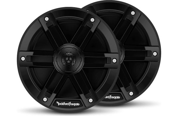 """""""BACKORDERED"""" - 2013-2019 Polaris Ranger Full Size XP 570/900/1000 Dash Mounted Audio Kit - Rockford Fosgate PMX-1 Media Receiver - Rockford Fosgate 6.5"""" Speakers - FM/AM - Bluetooth - Plug and Play - 100% Weather Proof - Additional Options Available"""