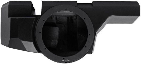 """BLOWOUT SALE"" - 2014 - 2018 Polaris Razor RZR Rockford Fosgate Subwoofer Enclosure - RFRZR-FWE - Fits most brands of 10"" Subwoofers"