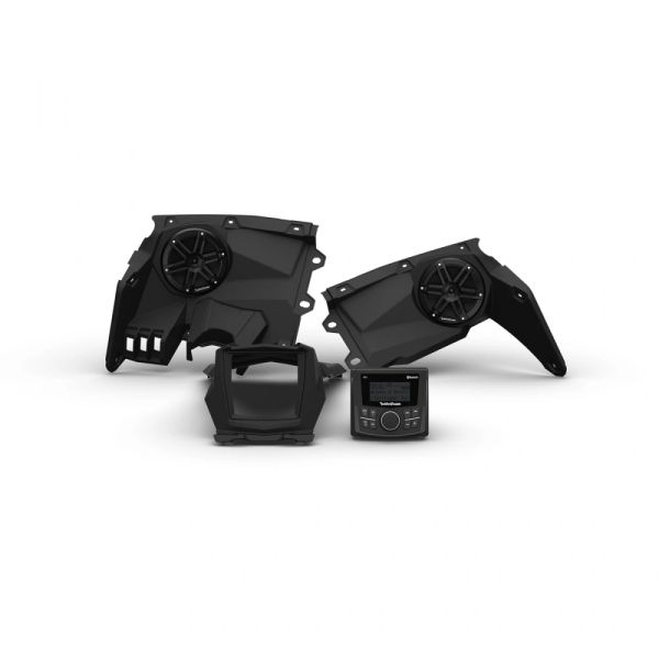 """""""COMING SOON"""" - 2017 - 2021 Rockford Fosgate Can Am X317-STG1 Audio Kit - Additional Upgrades Available"""