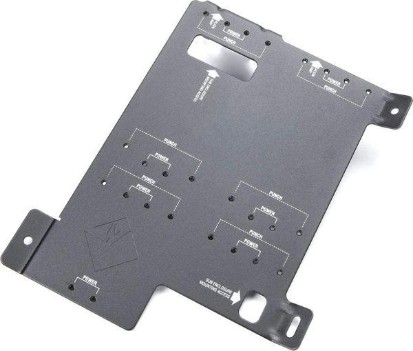 2014 - 2018 Polaris RZR Amp Mounting Plate Only - RFRZ-K4D - No Wiring or Amp Mounting Hardware