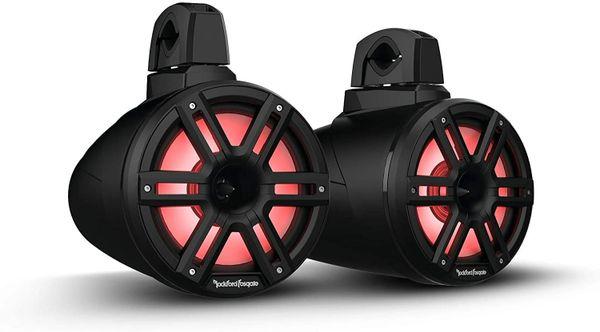Rockford Fosgate RZR14-STG3 Rear Speaker Add-On Kit
